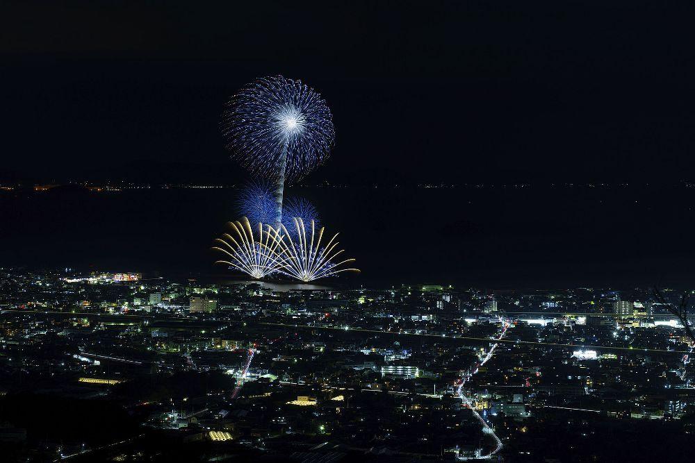 蒲郡市 三谷花火有志会 中野博さん